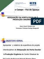 Apresentação Monografia Pós - Finalx