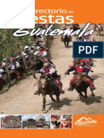 Fiestas Patronales Guatemala