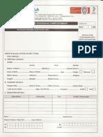 GG Application Form