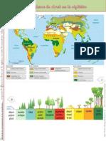 Influence Des Climats Sur La Vegetation Stef e