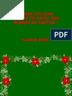 Primeiro Cartao de Natal
