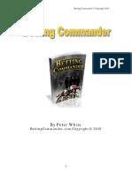Betting Commander