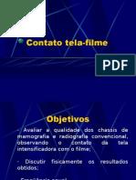 Lab. Radiodiagnóstico - I Física Médica - Unesp (2006) - Contato Tela-filme