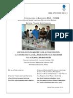 Sistema de entrenamiento en automatización electroneumática para aplicación en la industria y la