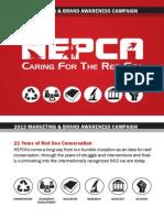 HEPCA Marketing Presentation 2013