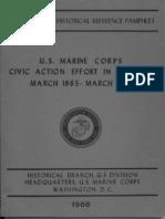 USMC Pamphlet (Retex) - CAC (1966)