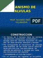 SISTEMA DE VALVULAS