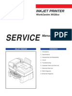 Samsung WorkCentre XK50cx Service Manual
