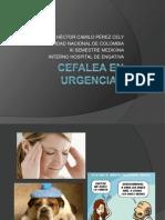 CEFALEA EN URGENCIAS.pptx