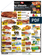 Safeway超级市场12月26日到31日优惠