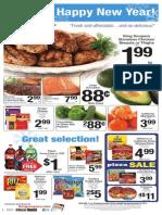 King Soppers超级市场12月26日到31日优惠