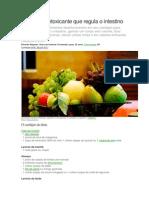 A Dieta Desintoxicante Que Regula o Intestino