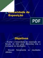 Lab. Radiodiagnóstico - I Física Médica - Unesp (2006) Grau de enegrecimento