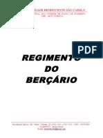 regimento berçario