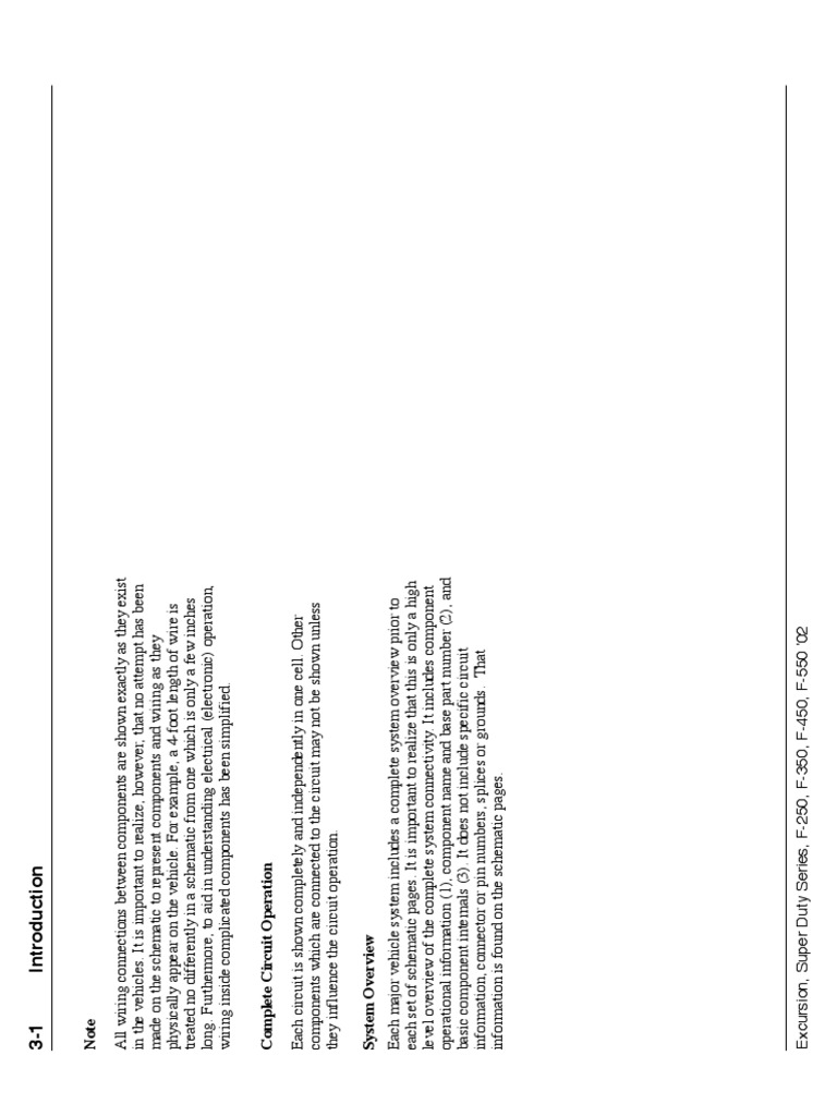 2002 f350 Wiring Diagram   Ford F Series   Electrical ConnectorScribd