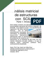 Analisis Matricial Estructuras Parte1