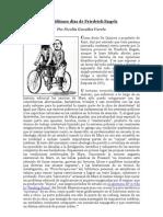 """""""Los últimos días de Friedrich Engels"""" por Nicolás González Varela"""