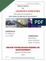 16319859 Indian Logistics Industry