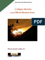 Six Super Stories - Best Short Stories Ever