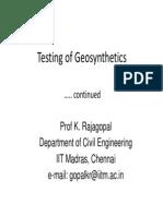 Geotextile Details