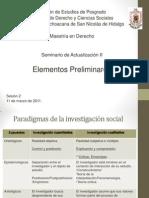 Paradigmas de La Investigacic3b3n Social Sesic3b3n 2