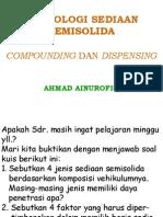 3-Compounding Dan Dispensing Salep