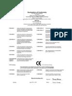 Vga Manual Gv-nx76t256hi-Rh e