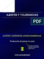 PPT-Ajustes y Tolerancias 2013