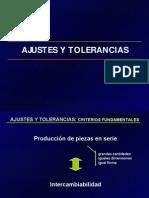 PPT-Ajustes y Tolerancias 2013