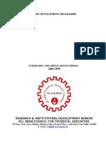 Staff Development Programme (1)