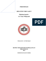 Portofolio Hepatitis