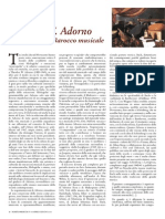 Adorno e o Barroco