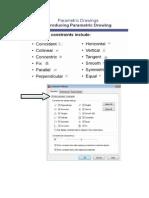 Restricciones Paramétricas