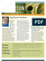 September 3, 2009 Newsletter