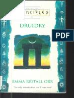 Principles of DRUIDRY