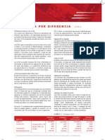 Contratos por diferencia (CFDs)