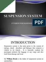 Suspenion System