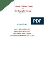 Duc Quoc to Hung Vuong Va Duc Trung Nu Vuong