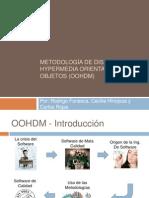 Metodologias Web OOHDM