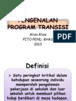 Pengenalan Program transisi