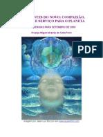 As Sementes do Novo - Compaixão, Alegria e Serviço para o Planeta - As Energias para Setembro der 2009.eml