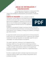 Tecnologias de ion y Comunicacion 01