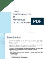 Chapitre 6 - Protocoles de Couche Application