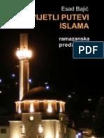 Svijetli putevi islama, ramazanska predavanja