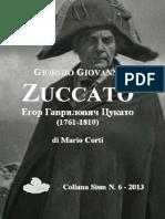 2013 CORTI Giorgio Giovanni Zuccato (1761-1810)