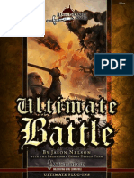 Ultimate Battle Color