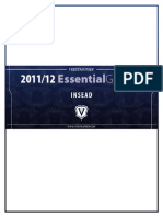The 2012 Essential Guide to INSEAD