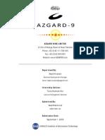 Azgard Nine Limited - Internship Report