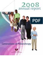 CRCF Annual Report 2008