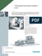 Siemens Steam Turbine SST-150